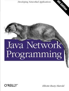 Java Network Programming, 4/e (Paperback)-cover