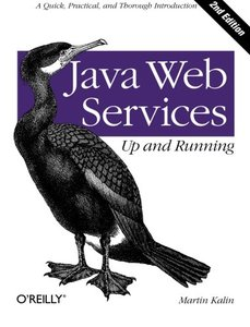 Java Web Services: Up and Running, 2/e (Paperback)-cover