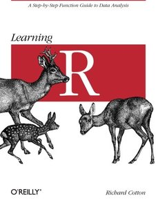 Learning R (Paperback)-cover