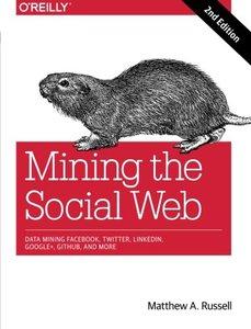 Mining the Social Web, 2E-cover