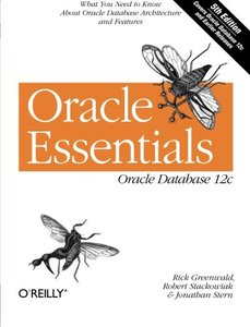 Oracle Essentials: Oracle Database 12c, 5/e (Paperback)-cover