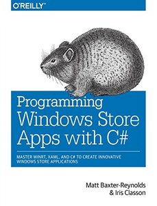 Programming Windows Store Apps with C# (Paperback)-cover