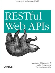 RESTful Web APIs (Paperback)-cover