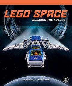 LEGO Space: Building the Future (Hardcover)-cover