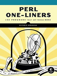 Perl One-Liners: 130 Programs That Get Things Done (Paperback)-cover