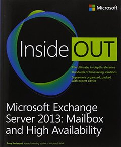 Microsoft Exchange Server 2013 Inside Out: Mailbox and High Availability (Paperback)-cover