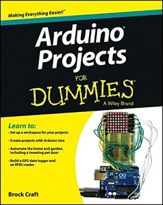 Arduino Projects For Dummies (Paperback)