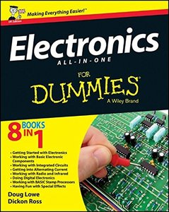 Electronics All-in-One For Dummies (For Dummies (Math & Science))-cover