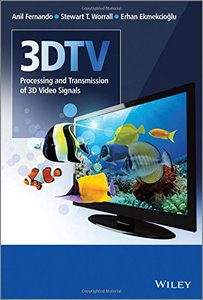 3DTV: Processing and Transmission of 3D Video Signals (Hardcover)-cover