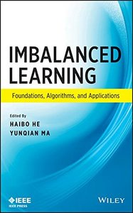 Imbalanced Learning: Foundations, Algorithms, and Applications (Hardcover)-cover
