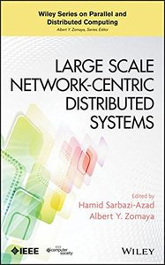 Large Scale Network-Centric Distributed Systems (Hardcover)-cover