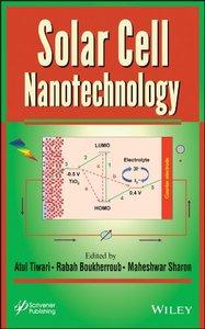 Solar Cell Nanotechnology (Hardcover)-cover