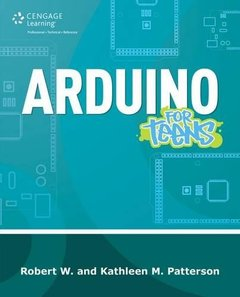 Arduino for Teens (Paperback)-cover