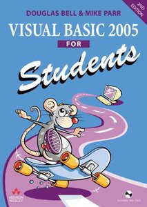Visual Basic 2005 for Students, 2/e [Paperback]-cover
