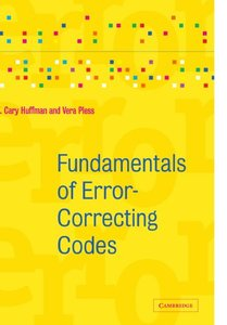 Fundamentals of Error-Correcting Codes (Paperback)