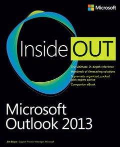 Microsoft Outlook 2013 Inside Out (Paperback)-cover
