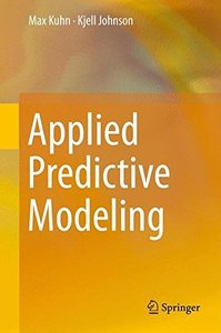 Applied Predictive Modeling (Hardcover)-cover