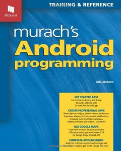 Murach's Android Programming (Paperback)-cover