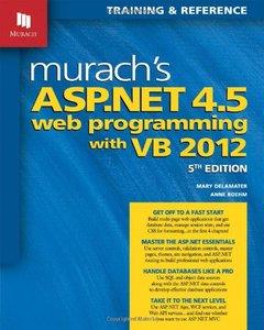Murach's ASP.NET 4.5 Web Programming with VB 2012, 5/e (Paperback)-cover