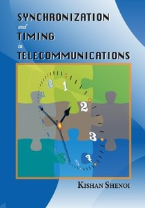 Synchronization and Timing in Telecommunications (Paperback)-cover