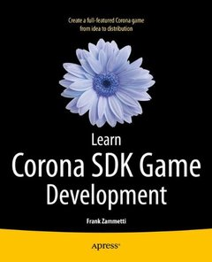 Learn Corona SDK Game Development (Paperback)-cover