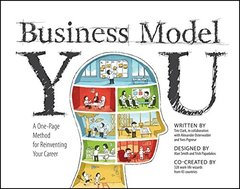 Business Model You: A One-Page Method For Reinventing Your Career (Paperback)-cover