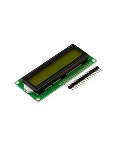 16 x 2 背光 LCD