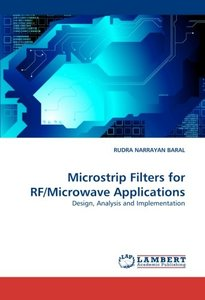 Microstrip Filters for RF/Microwave Applications: Design, Analysis and Implementation (Paperback)-cover