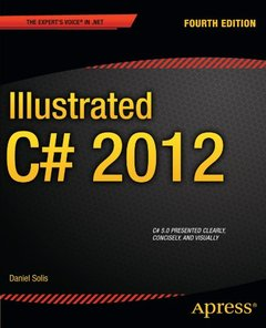 Illustrated C# 2012, 4/e (Paperback)-cover