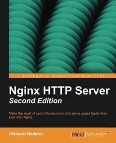 Nginx HTTP Server,  2/e(Paperback)-cover