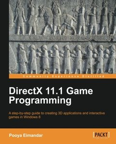 DirectX 11.1 Game Programming (Paperback)-cover