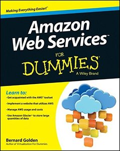 Amazon Web Services For Dummies (Paperback)-cover