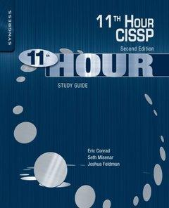 Eleventh Hour CISSP: Study Guide, 2/e (Paperback)-cover