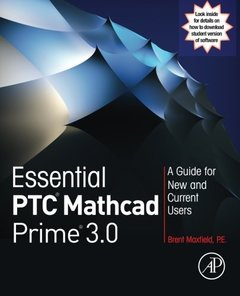 Essential PTC Mathcad Prime 3.0: A Guide for New and Current Users (Paperback)-cover