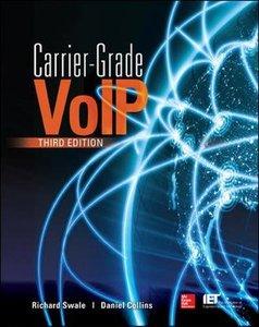 Carrier Grade VoIP, 3/e (Paperback)-cover