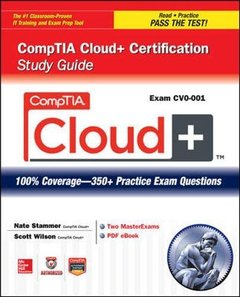 CompTIA Cloud+ Certification Study Guide (Exam CV0-001) (Paperback)-cover