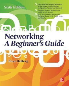 Networking A Beginner's Guide, 6/e (Paperback)-cover