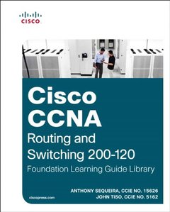 Cisco CCNA Routing and Switching 200-120 Foundation Learning Guide Library (Hardcover)-cover