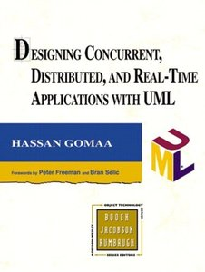 Designing Concurrent, Distributed, and Real-Time Applications with UML (Paperback)-cover