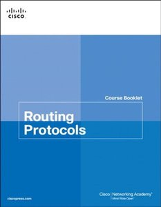 Routing Protocols Course Booklet (Paperback)-cover