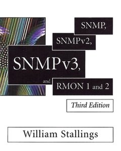 SNMP, SNMPv2, SNMPv3, and RMON 1 and 2 (Paperback)-cover