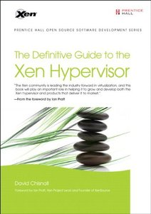 The Definitive Guide to the Xen Hypervisor (Paperback)-cover