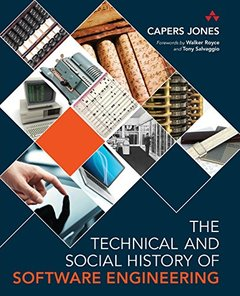 The Technical and Social History of Software Engineering (Paperback)-cover