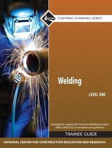 Welding Level 1 Trainee Guide, 4/e(Paperback)-cover