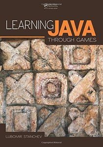 Learning Java Through Games (Paperback)-cover