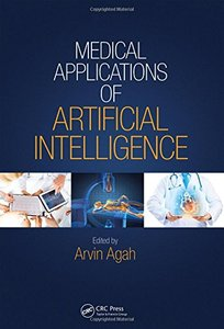 Medical Applications of Artificial Intelligence (Hardcover)-cover