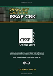 Official (ISC)2 Guide to the ISSAP CBK, 2/e (Hardcover)-cover