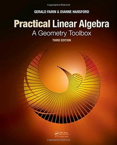 Practical Linear Algebra: A Geometry Toolbox, 3/e (Hardcover)-cover