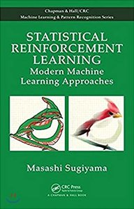 Statistical Reinforcement Learning: Modern Machine Learning Approaches (Hardcover)-cover