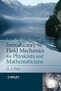 Introductory Fluid Mechanics for Physicists and Mathematicians (Paperback)-cover
